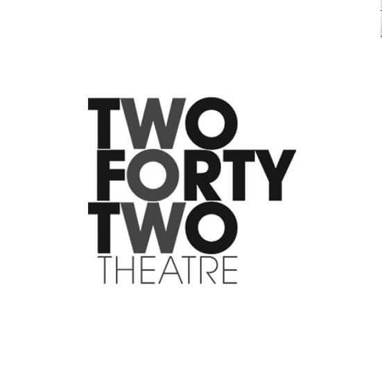 Two Forty Two Theatre logo